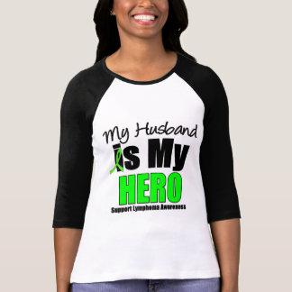 Mi marido es mi héroe playera