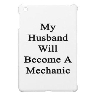 Mi marido hará mecánico iPad mini cárcasas