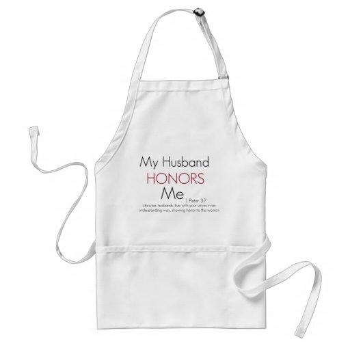 Mi marido me honra 1 3:7 de Peter Delantal