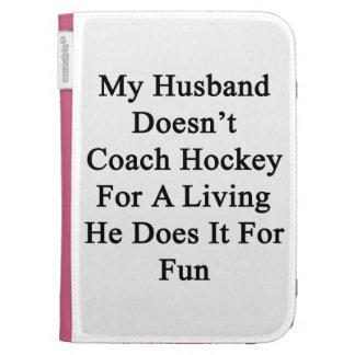 Mi marido no entrena el hockey para la vida de A q