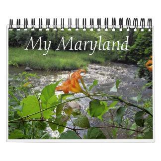 Mi Maryland Calendarios