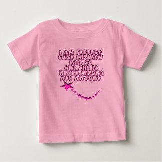 Mi-Maw's Ms. Perfect Baby T-Shirt