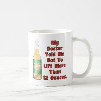 Mi Me del doctor Told Taza De Café