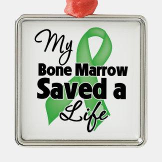Mi médula ahorró una vida adornos