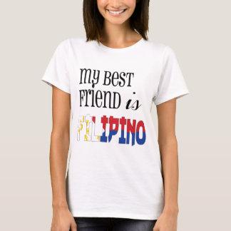 Mi mejor amigo es filipino playera