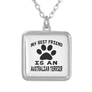 Mi mejor amigo es TERRIER AUSTRALIANO Joyeria Personalizada