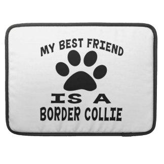 Mi mejor amigo es un border collie funda macbook pro