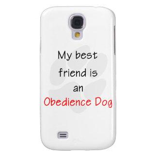 Mi mejor amigo es un perro de la obediencia