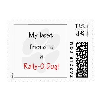 Mi mejor amigo es un perro de la Reunión-o Sellos