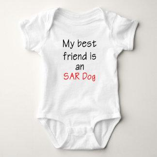 Mi mejor amigo es un perro del SAR Remeras