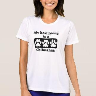 Mi mejor amigo es una chihuahua polera