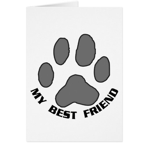 Mi mejor amigo felicitaciones