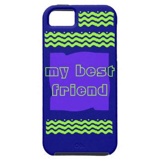 mi mejor amigo, nunca le dejó abajo iPhone 5 protector