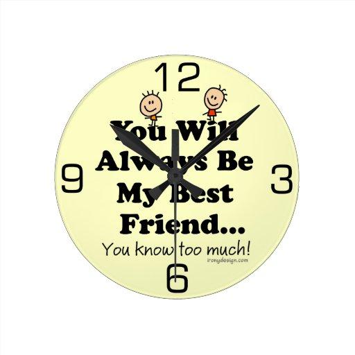 Mi mejor amigo relojes