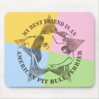 Mi mejor amigo mouse pad