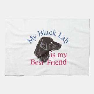 Mi mejor amigo toallas de mano