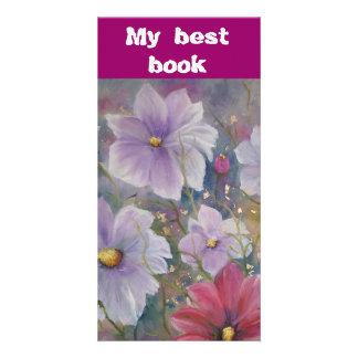 mi mejor libro - señal tarjetas con fotos personalizadas