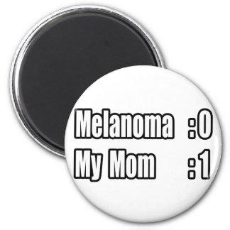 Mi melanoma del golpe de la mamá (marcador) iman