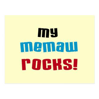 Mi Memaw oscila las camisetas y los regalos Postal