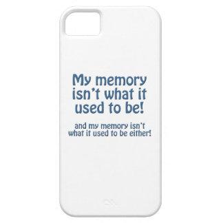 Mi memoria funda para iPhone SE/5/5s