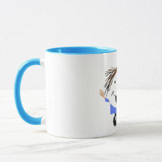 Mi momia taza