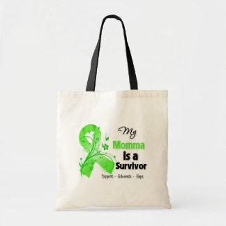 Mi Momma es un superviviente del linfoma Bolsa Tela Barata