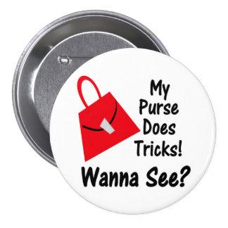 Mi monedero hace botón de los trucos