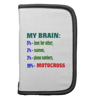Mi motocrós del cerebro el 90% planificadores