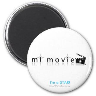 mi movie Magnet