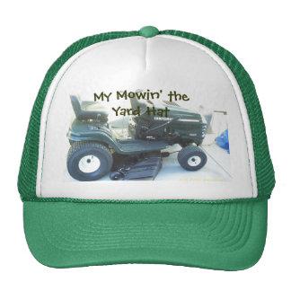 Mi Mowin el gorra de la yarda
