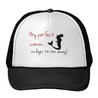 Mi mujer perfecta gorras de camionero