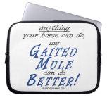 Mi mula de Gaited puede hacerlo mejor Funda Ordendadores