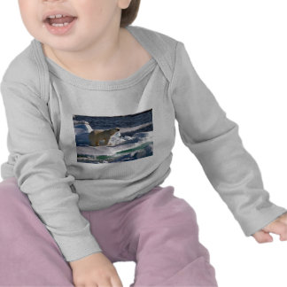 ¡Mi mundo está derritiendo! Camisetas