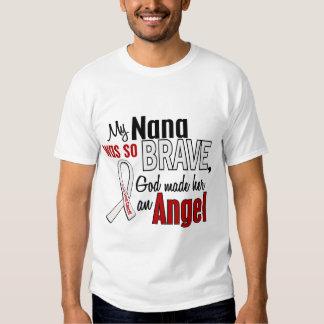 Mi Nana es un cáncer de pulmón del ángel Playeras