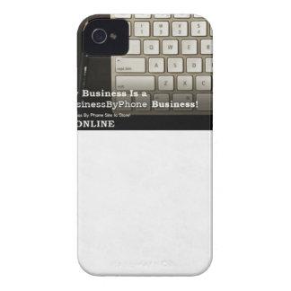 Mi negocio es un negocio por negocio del teléfono Case-Mate iPhone 4 coberturas