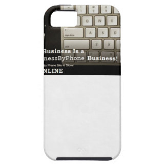 Mi negocio es un negocio por negocio del teléfono funda para iPhone 5 tough