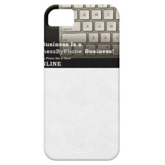 Mi negocio es un negocio por negocio del teléfono iPhone 5 funda