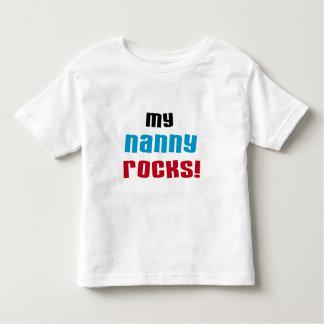 Mi niñera oscila las camisetas y los regalos playera