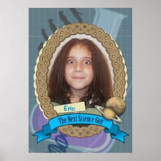 Mi niño - el poster siguiente del individuo de la