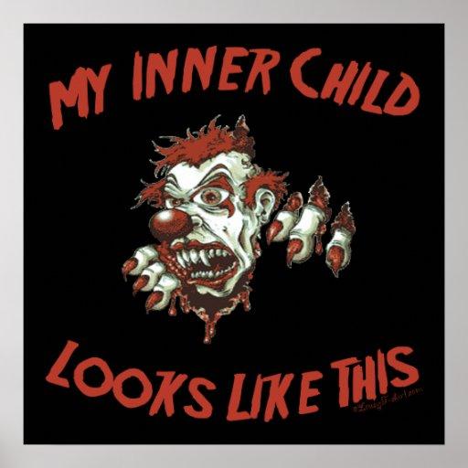 Mi niño interno poster