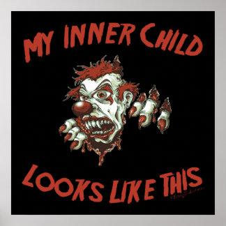 Mi niño interno póster