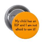 ¡Mi niño tiene un IEP y no tengo miedo de utilizar Pin