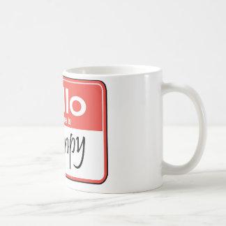 Mi nombre es Grampy Taza De Café