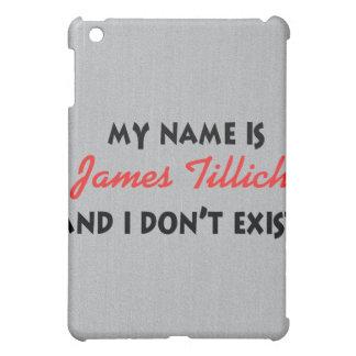 Mi nombre es James Tillich