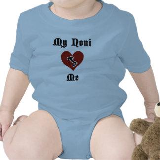 Mi Noni me ama Camisetas