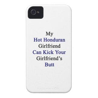Mi novia caliente del Honduran puede golpear su Case-Mate iPhone 4 Coberturas