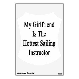 Mi novia es el instructor más caliente de la