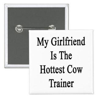 Mi novia es el instructor más caliente de la vaca