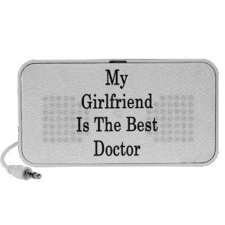 Mi novia es el mejor doctor iPod altavoces