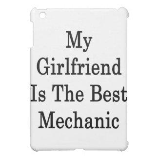 Mi novia es el mejor mecánico